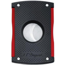 S.T Dupont Cigar Cutter - Maxijet Matte Black Punched Effect