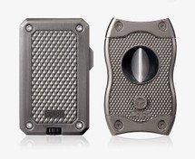 Colibri Rally + SV-Cut Gift Set - Gunmetal