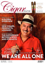 Cigar Journal Magazine - 4th Edition 2018