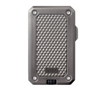 Colibri Rally Single Jet Lighter - Gunmetal