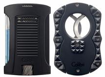 Colibri Daytona + Quasar Gift Set-  Black