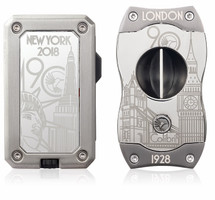 Colibri 90 Year Anniversary Rally + V-Cut - Gunmetal