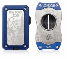 Colibri 90 Year Anniversary Rally + V-Cut - Blue