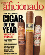 Cigar Aficionado Magazine January-February 2019