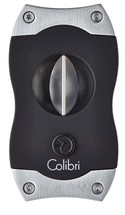 Colibri V-Cut - black & chrome
