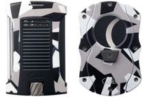 Colibri Daytona Camo + Cutter Gift set - Charcoal