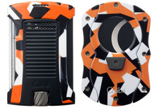 Colibri  Daytona Camo + Cutter Gift set - Orange