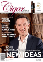 Cigar Journal Magazine - 1st Edition 2019