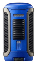 Colibri Apex Single Jet Lighter - Blue