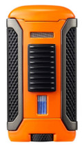 Colibri Apex Single Jet Lighter - Orange