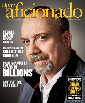 Cigar Aficionado Magazine May-June 2019