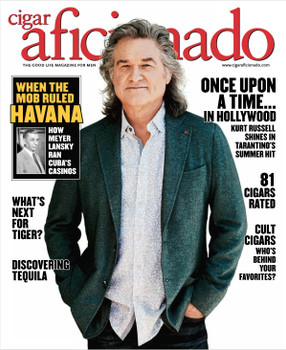 Cigar Aficionado Magazine July-August 2019
