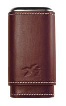 Xikar Envoy 3 cigar case - Cognac