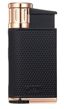 Colibri Evo Single Jet Lighter - Rose