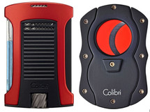 Colibri Daytona + Colour blade Cutter Gift Set - Red