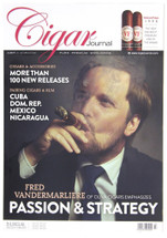 Cigar Journal Magazine - 3rd Edition 2019