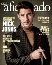 Cigar Aficionado Magazine September-October 2019