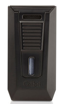 Colibri Slide Double Jet Lighter - Matte Black