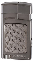 Xikar Forte Soft flame Lighter - G2 Houndstooth