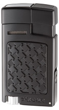 Xikar Forte Soft flame Lighter - Black Houndstooth