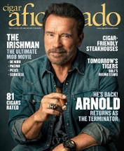 Cigar Aficionado Magazine November-December 2019
