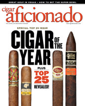 Cigar Aficionado Magazine January-February 2020
