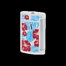 S.T. Dupont MiniJet Lighter - Hawaii White