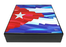 Cuba Travel Humidor by Charlie Turano