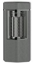Xikar Meridian Triple Soft Flame -Gunmetal
