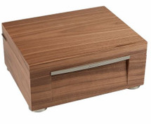 Xikar HP Humidor with LED -Walnut