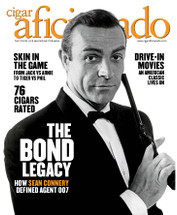 Cigar Aficionado Magazine July-August 2020