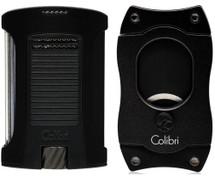 Colibri Daytona + S Cut Gift Set - Matte Black