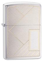 Zippo  - Diagonal Stripes Design
