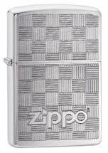 Zippo Weave Design