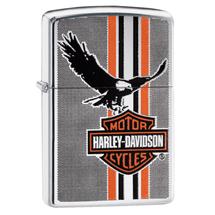 Zippo Harley Davidson - High Polish Chrome