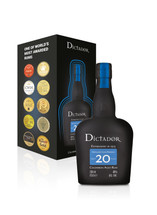 Dictador 20 Year Old Colombian Rum (700ml)