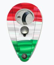 Xikar Xi2 - Italy Flag by Charlie Turano