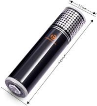 Hannicook Portable cigar case - 3 Cigars