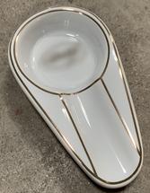 Small Single Cigar Ceramic Ashtray - Davidoff