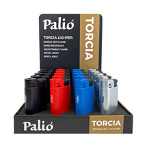 Palio Torcia Single Jet Lighter