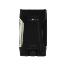 Colibri Rebel Double Jet Lighter - Matte Black