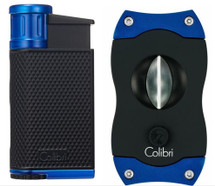 Colibri Evo + V Cut Gift set - Blue