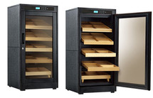 Redford Lite 1250 Count Electronic Humidor by Prestige Imports