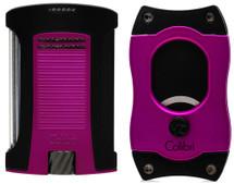 Colibri Daytona + S Cut Gift Set - Pink