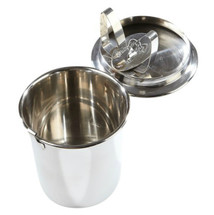 Stinky Car Ashtray - Stainless Steel