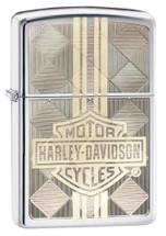 Zippo - Harley Davidson Logo