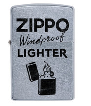 Zippo  - Windproof Design