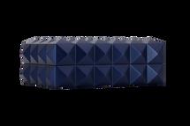 Colibri Quasar Desktop Humidor - Metallic Midnight Navy