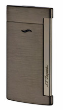 S.T Dupont Slim 7 - Brushed Gunmetal