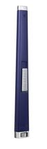Colibri Aura Flat Flame lighter - Matte Blue